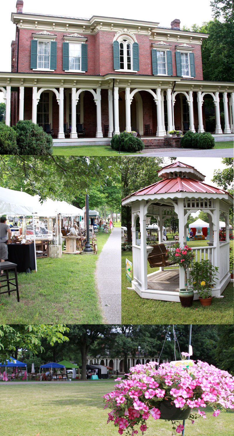 An Artisan Affair Event and Grounds