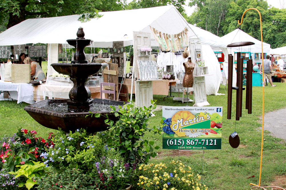 Pretty Craft Fair in Murfreesboro TN