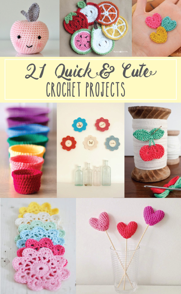 Crochet Quick Projects : Quick Archives - Flamingo ToesFlamingo Toes
