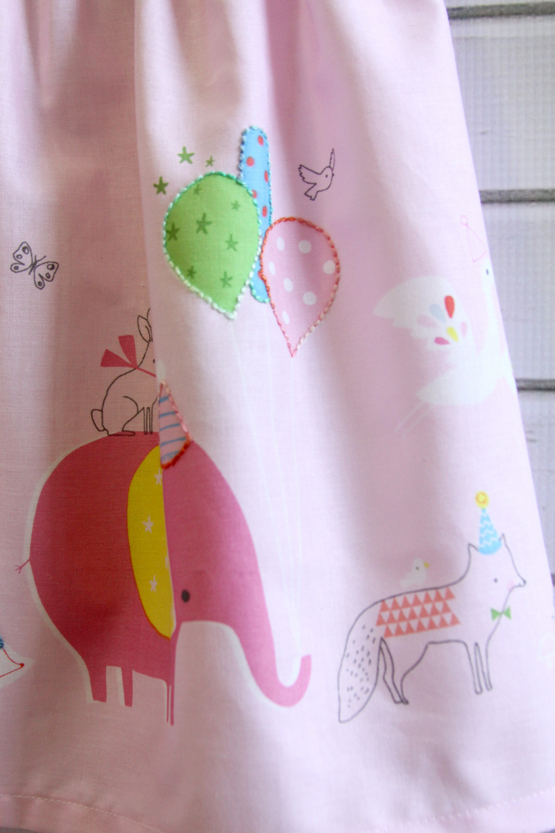 Fun Animal Party Skirt
