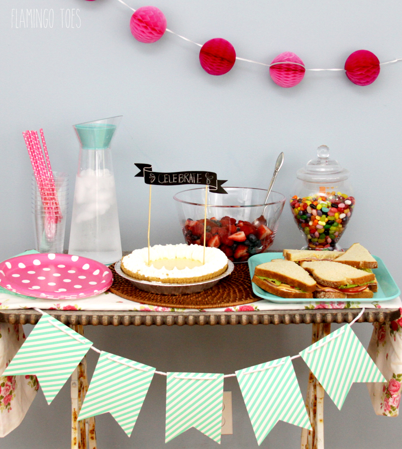 Easy Party Supplies from Target