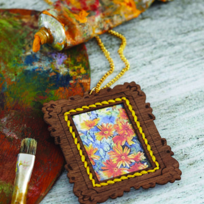 30 Minute Jewelry & Mini Masterpiece Frames Giveaway