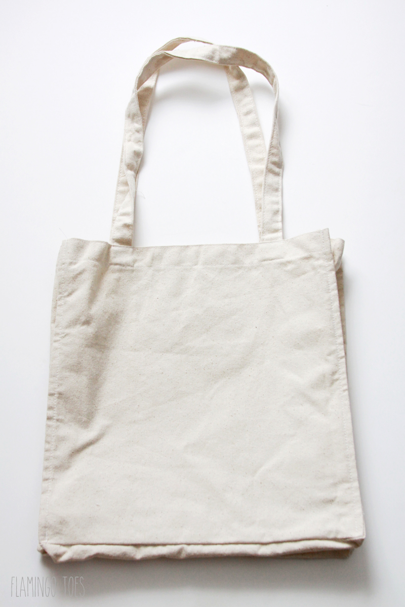 Plain Canvas Tote