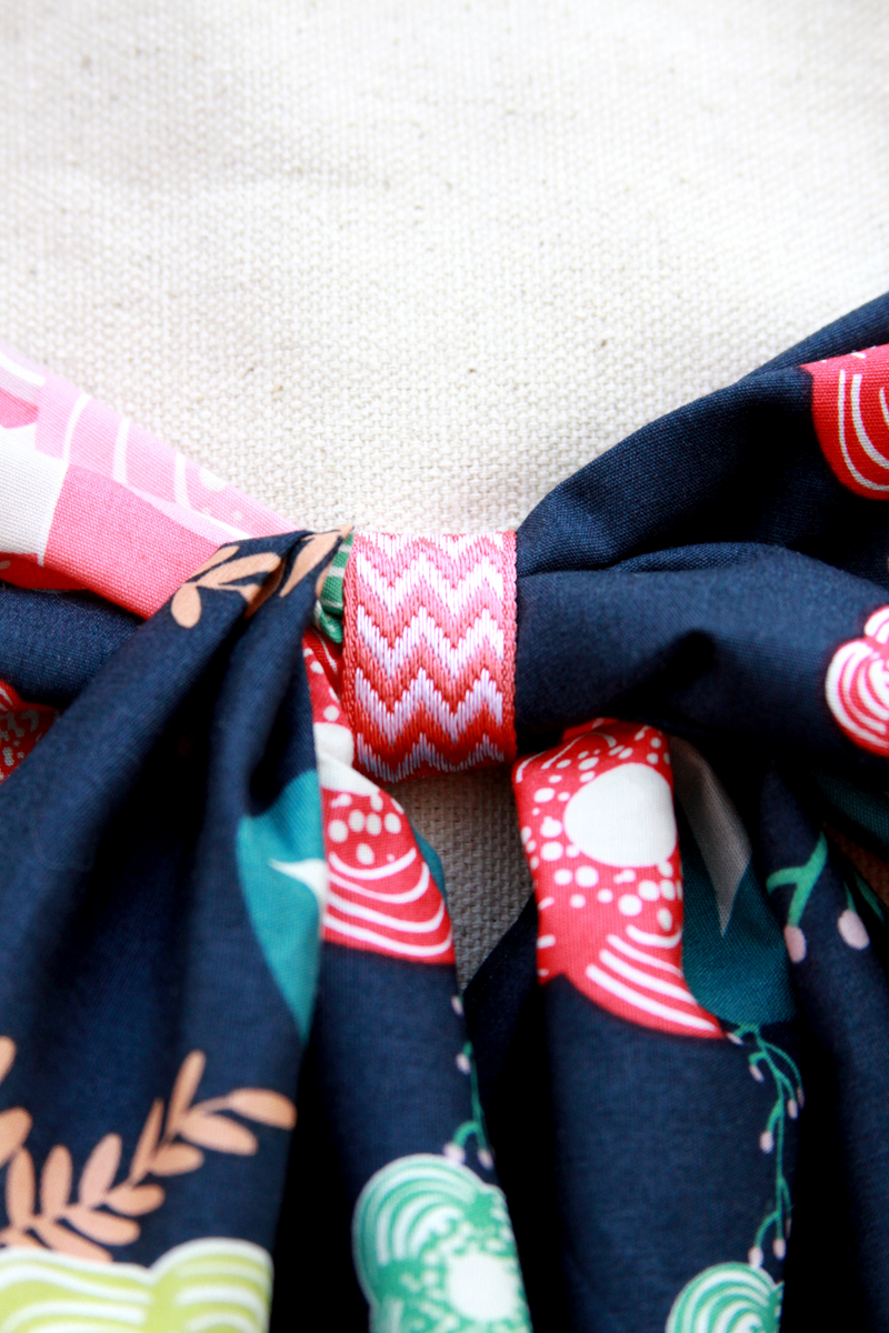 Ribbon for Fabric Bow Center