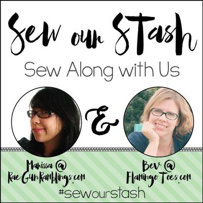 2016 Sew Our Stash Plans