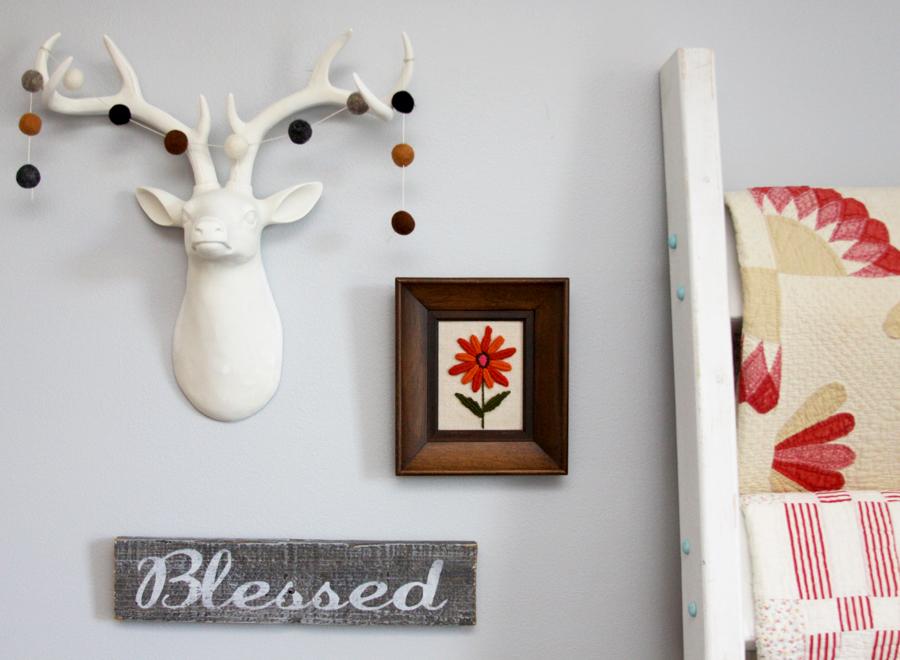 Deer Decor for Fall