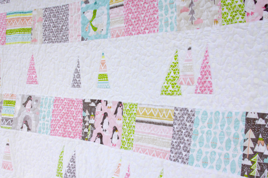 Easy and Cute Quilt