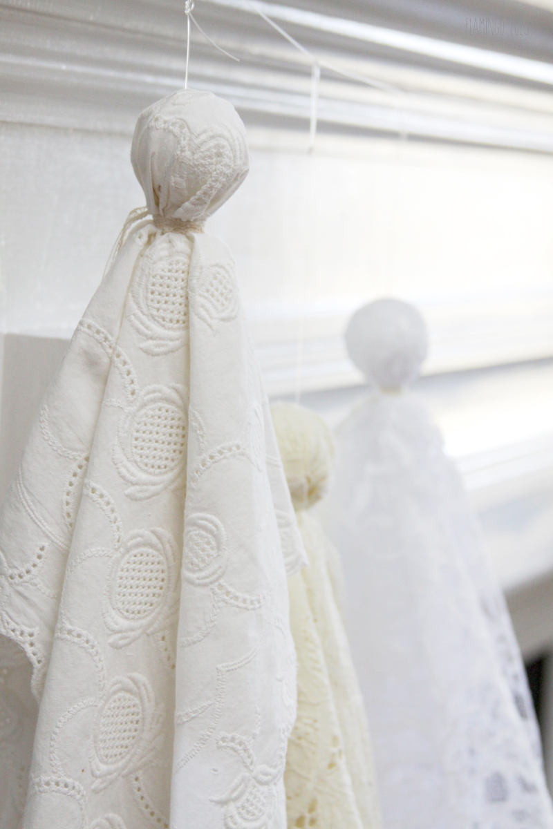 Lace Ghost Brides