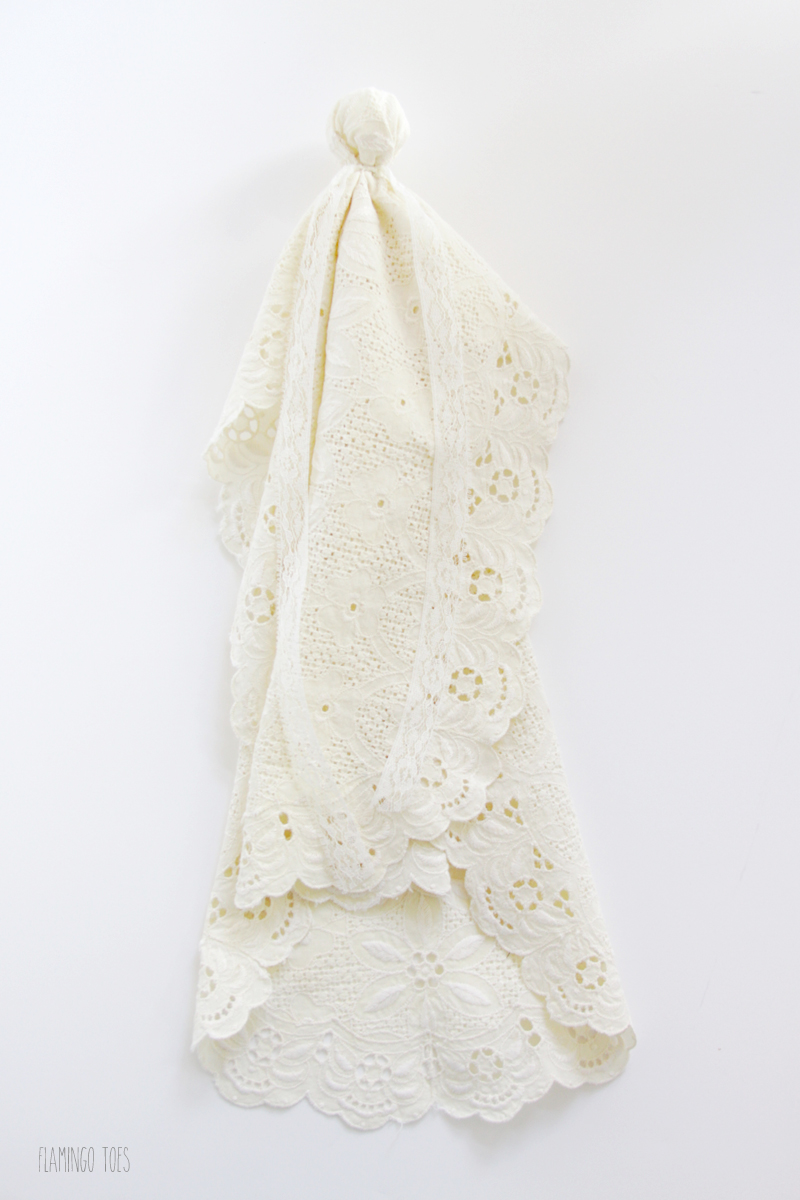 Lace Ghost