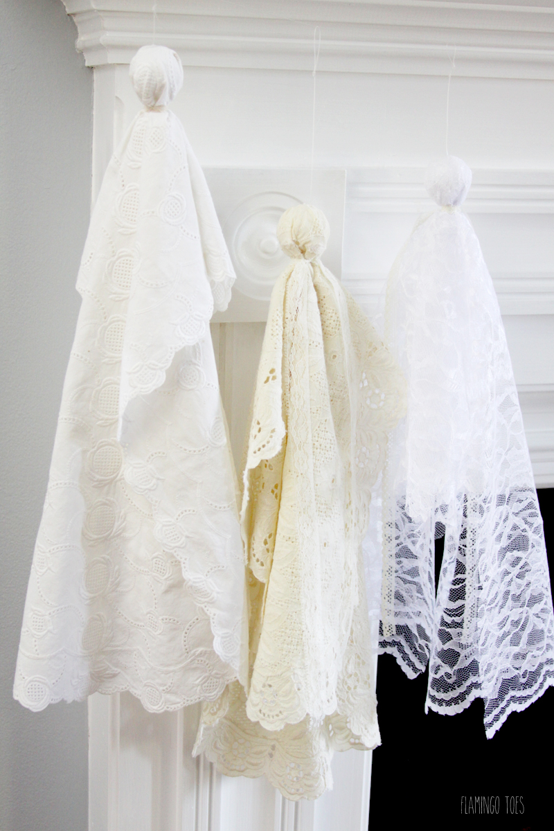 Lacey Ghosts