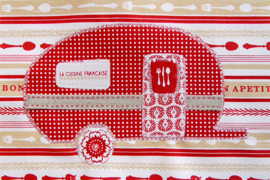 decorating camper with ribbon