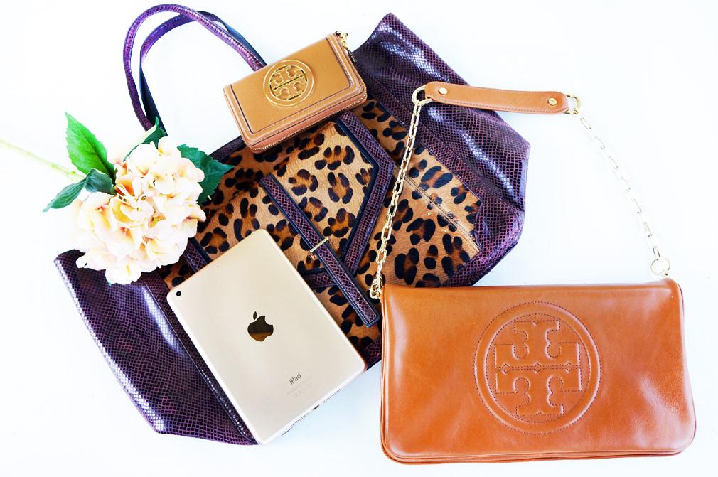 Ipad Air and Tory Burch Bag Giveaway