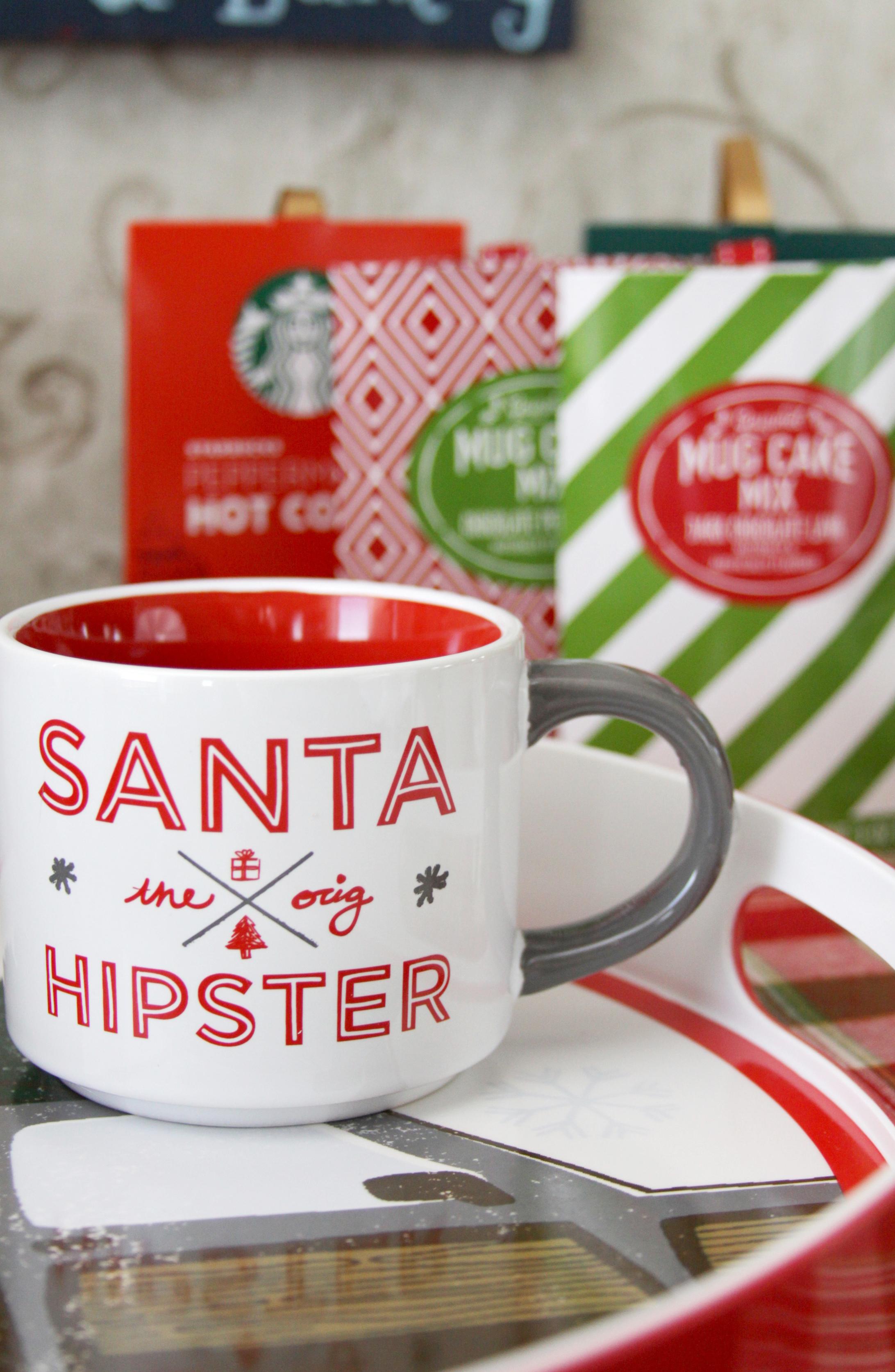 Cute Target Christmas Mug