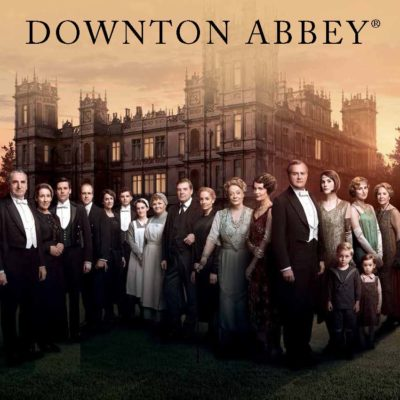 Downton Abbey Fun Ahead!