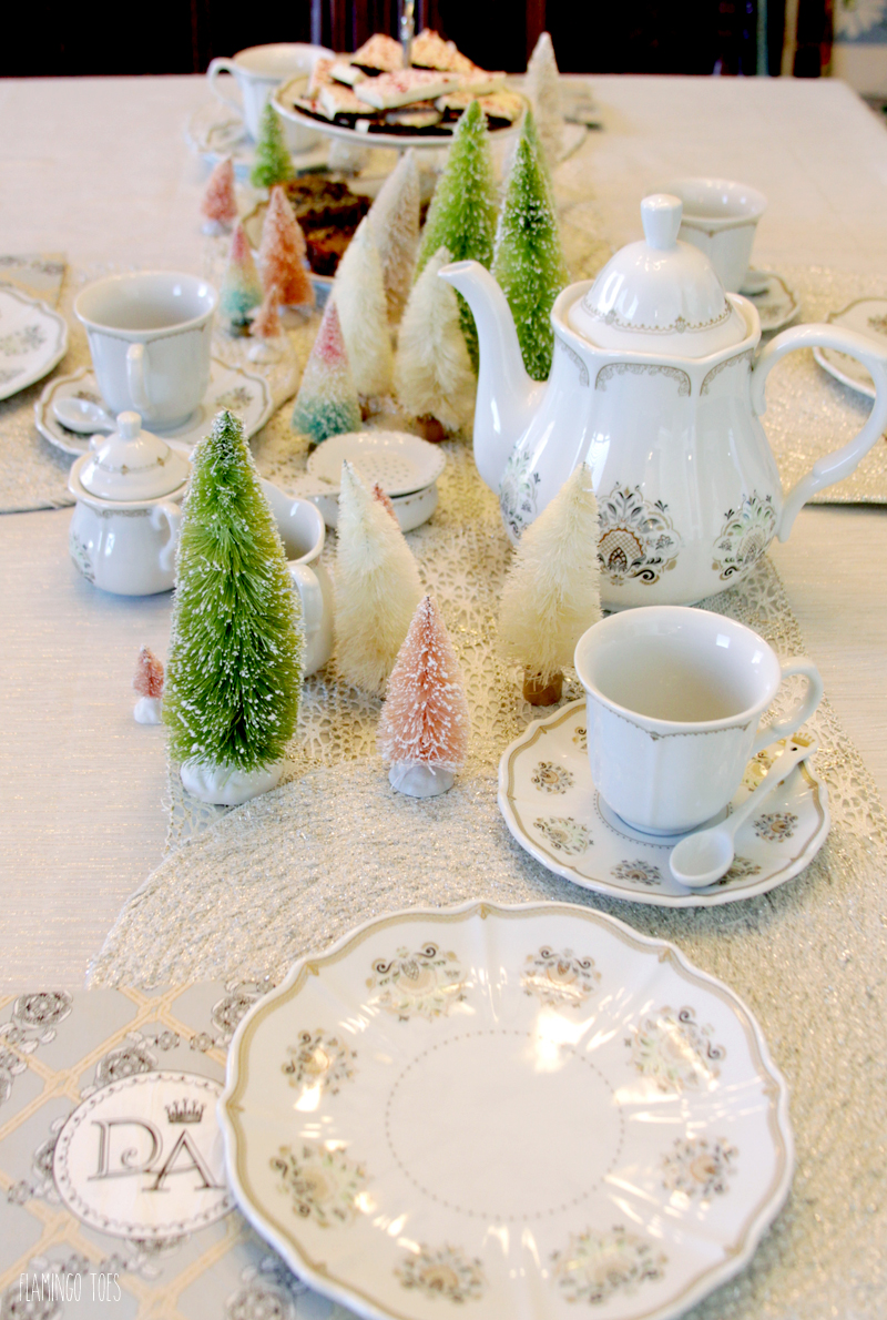 Christmas Tea Party