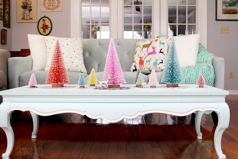 Cute Living Room Christmas Decorations