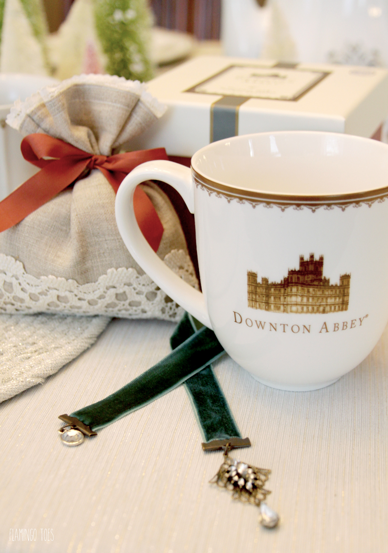 Downton Abbey Favors for Tea Party