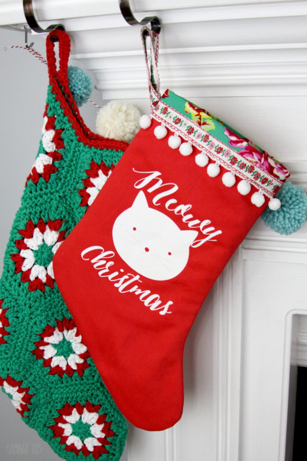 Easy DIY Stocking