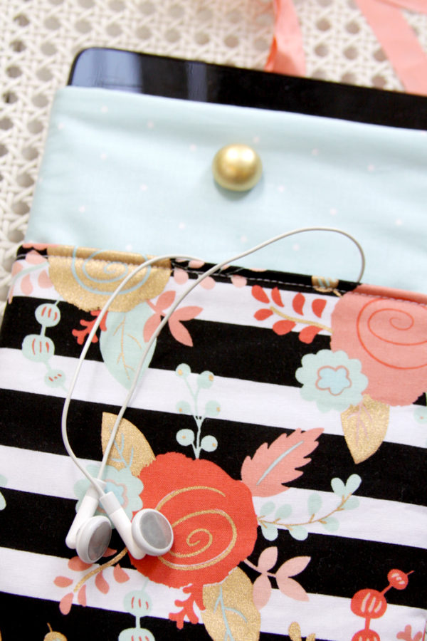 Easy Tablet Cover to Sew