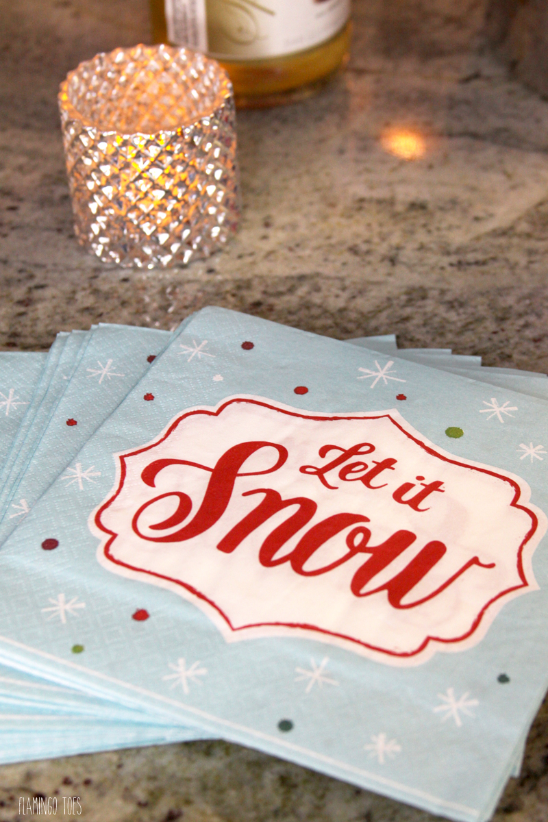 Let It Snow Napkins