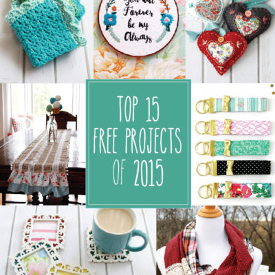 Top 15 Projects of 2015