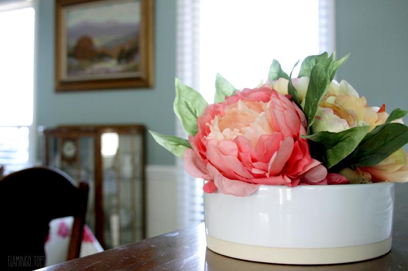 Dining Room Florals