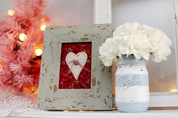 Simple Valentine's Day Decorations