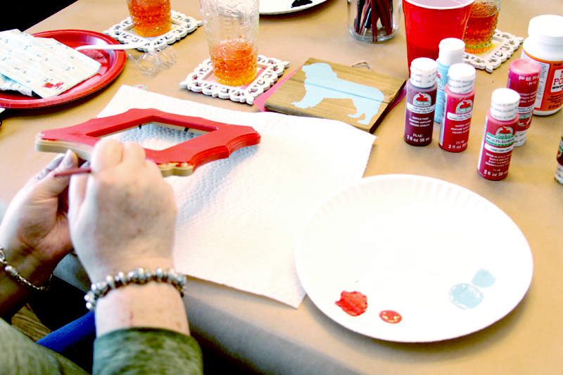 Simple Painting Party