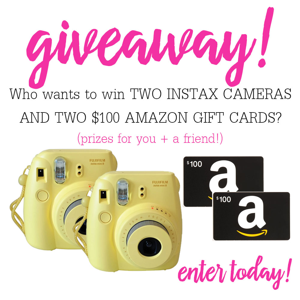 Fun Spring Giveaway for you and a Friend!