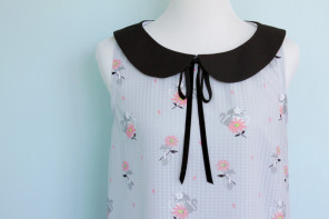 Sew Our Stash – Sweet Retro Kitten Top