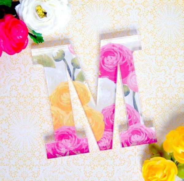 floral-monogram