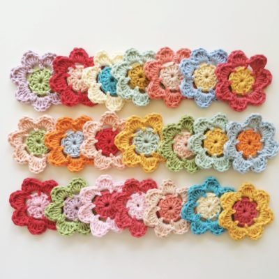 21 Cute Spring Crochet Projects