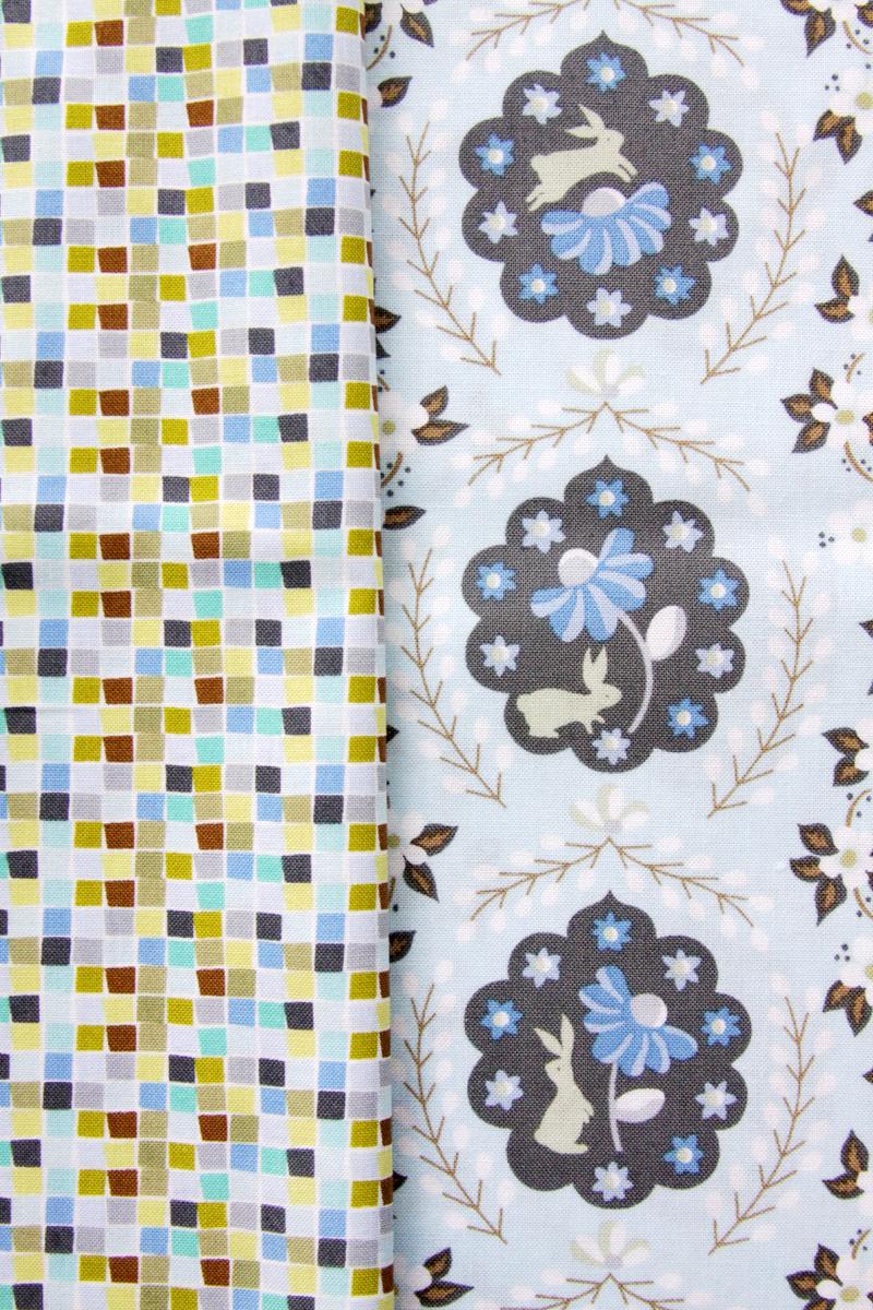 Blend Fabrics Born Wild