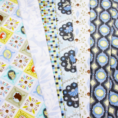 Born Wild Fabrics and Book Giveaway