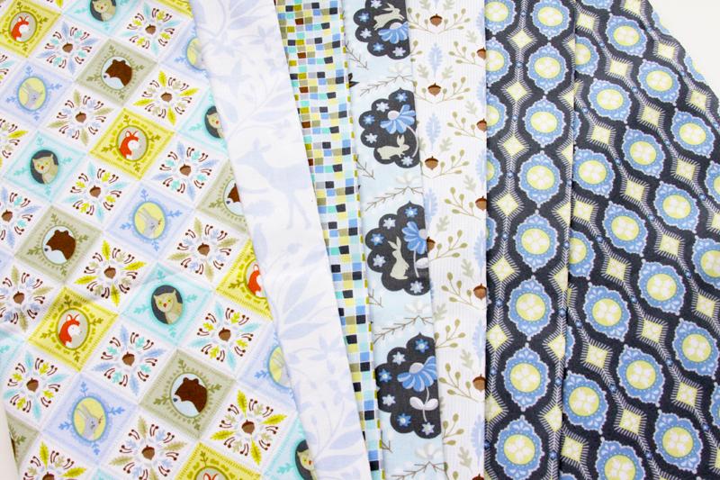 Born Wild Fabrics Giveaway