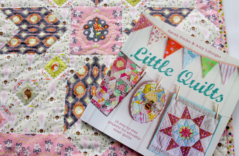 Little Quilts Mini Quilt