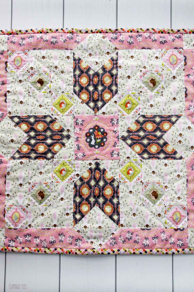 Pretty Mini Quilt