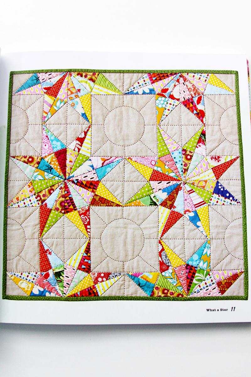 Stars Mini Quilt