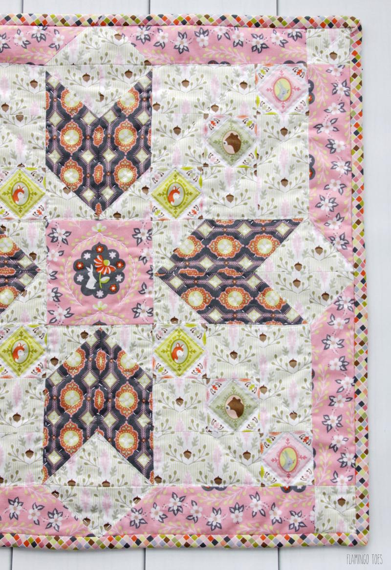 Woodland Mini Quilt