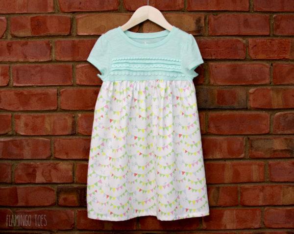 15 Minute T-Shirt Dress