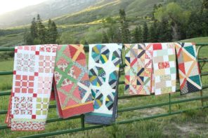 Precut Quilt Class and Giveaway