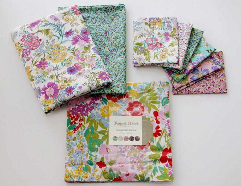 Regent Street Lawn fabrics