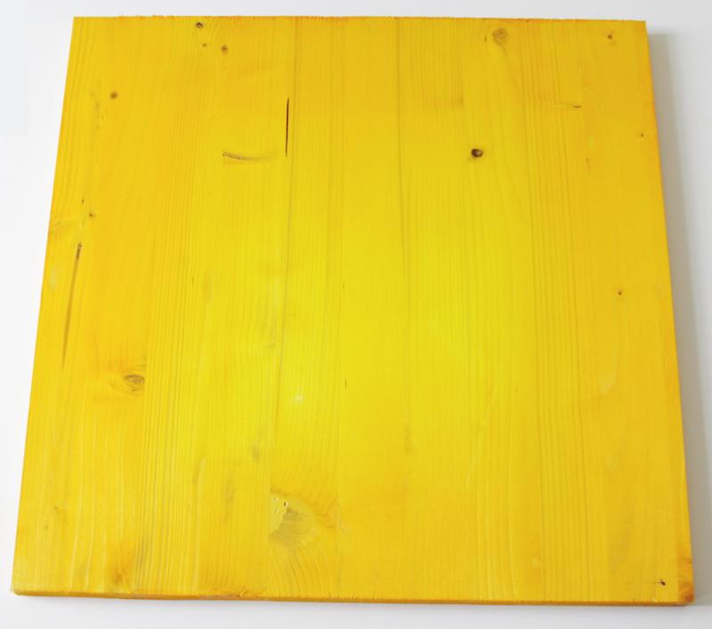Vibrant Ultra Dye Painted Board