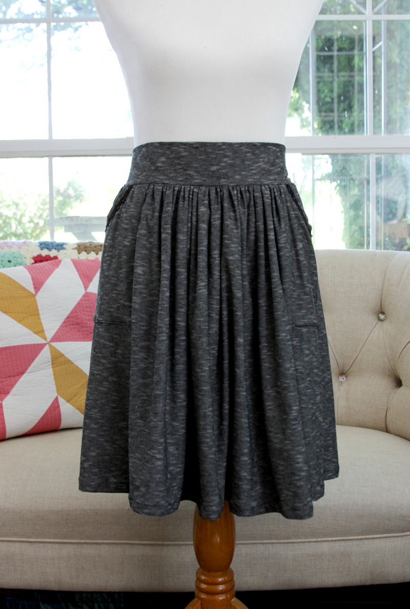 Easy Knit Skirt