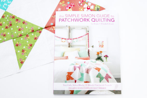 Patchwork Quilting Book