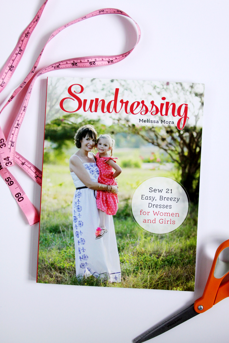 Sundressing by Melissa Mora Book