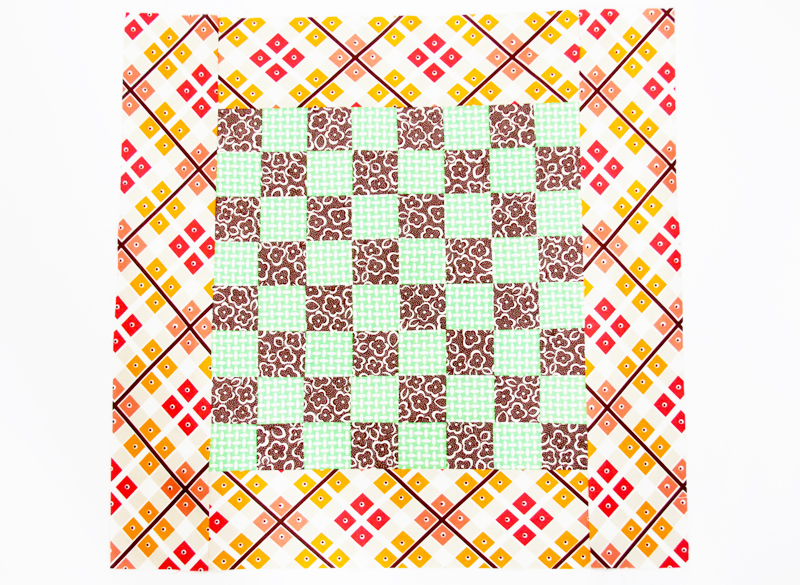 Fabric Checkerboard