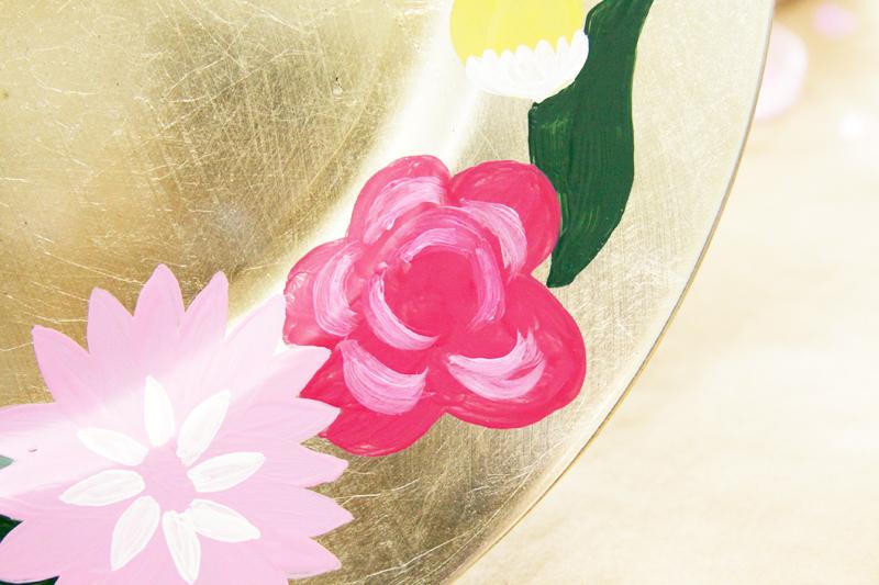 Blending Highlights on Flowers