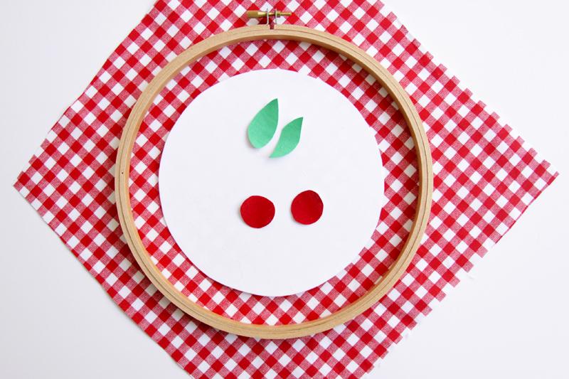Cherry Hoop Fabrics