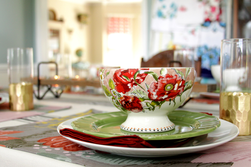 Colorful World Market Dinnerware